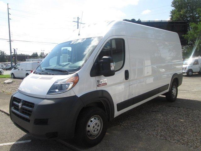2018 ProMaster 2500 High Roof FWD,  Empty Cargo Van #10705T - photo 4