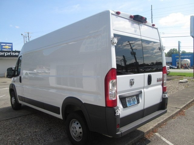 2018 ProMaster 2500 High Roof FWD,  Empty Cargo Van #10705T - photo 5