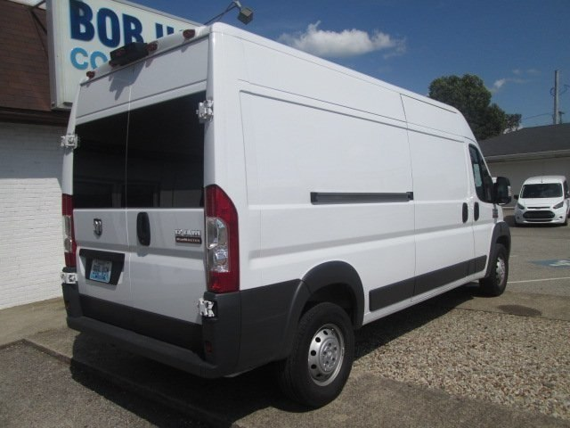 2018 ProMaster 2500 High Roof FWD,  Empty Cargo Van #10705T - photo 2