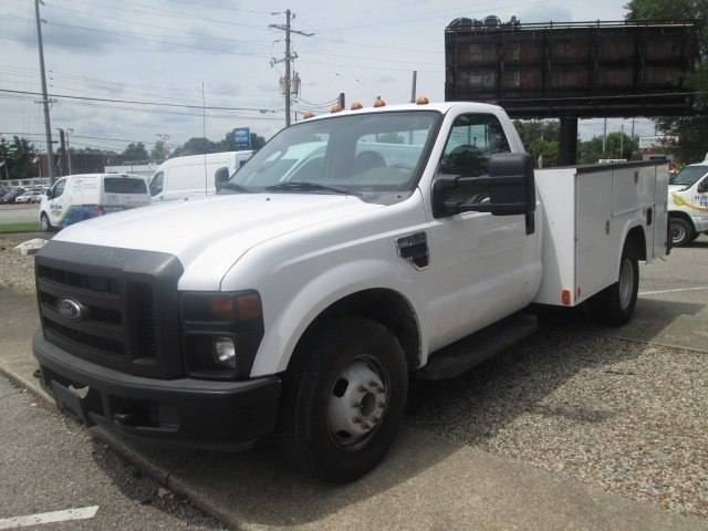 2008 F-350 Regular Cab DRW 4x2,  Service Body #10706T - photo 6