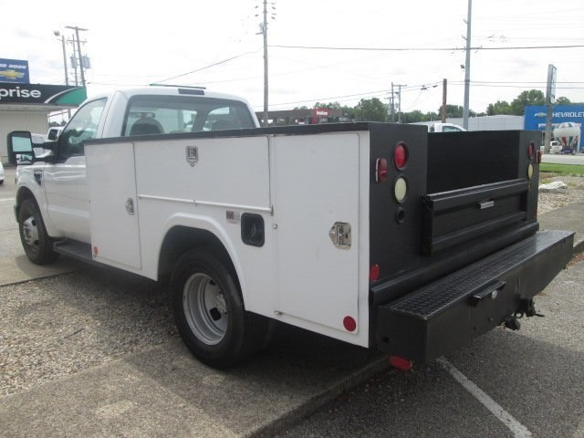 2008 F-350 Regular Cab DRW 4x2,  Service Body #10706T - photo 7