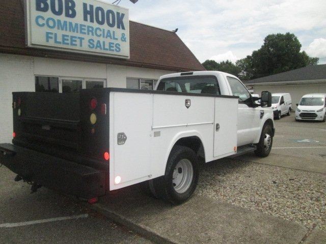 2008 F-350 Regular Cab DRW 4x2,  Service Body #10706T - photo 2