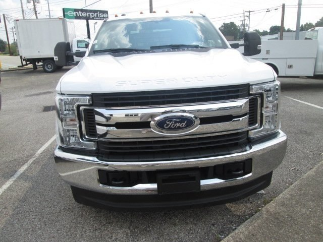 2017 F-350 Crew Cab DRW 4x4,  CM Truck Beds RD Model Platform Body #10709T - photo 5
