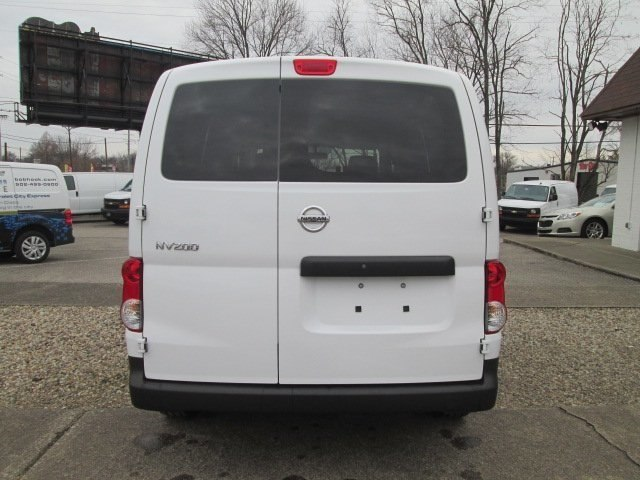 2017 NV200,  Empty Cargo Van #10710T - photo 8
