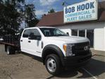 2017 F-450 Crew Cab DRW 4x4,  Stake Bed #10715T - photo 1