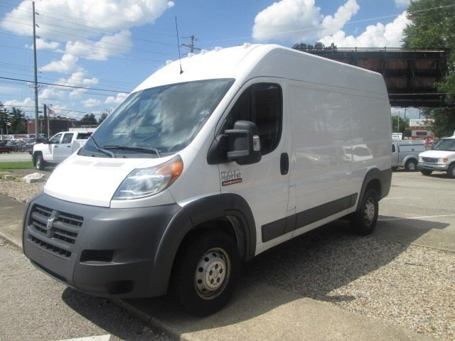 2015 ProMaster 2500 High Roof FWD,  Empty Cargo Van #10721T - photo 6