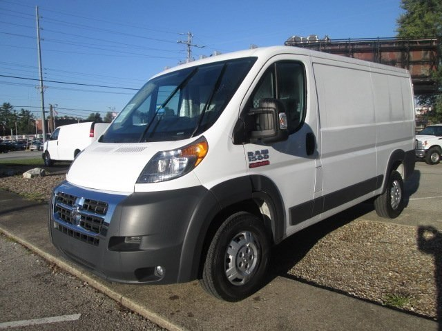 2017 ProMaster 1500 Low Roof FWD,  Empty Cargo Van #10725T - photo 5