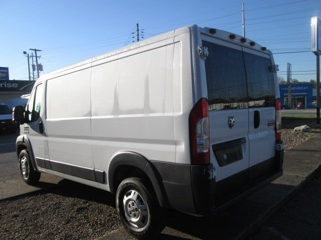 2017 ProMaster 1500 Low Roof FWD,  Empty Cargo Van #10725T - photo 7