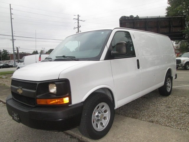 2014 Express 1500 4x2,  Empty Cargo Van #10727T - photo 7