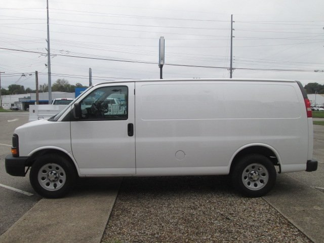 2014 Express 1500 4x2,  Empty Cargo Van #10727T - photo 8