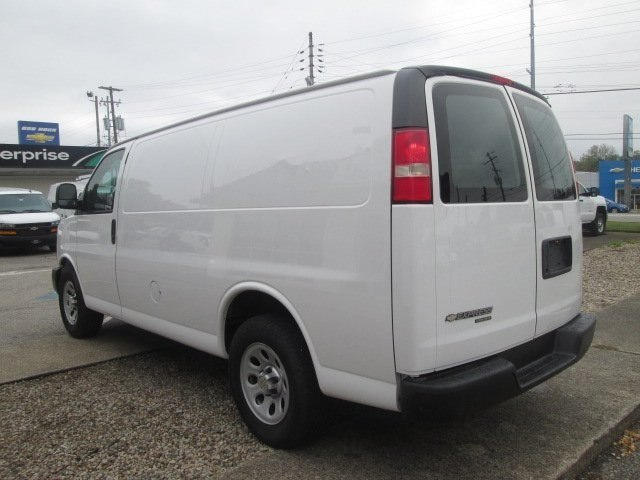 2014 Express 1500 4x2,  Empty Cargo Van #10727T - photo 9