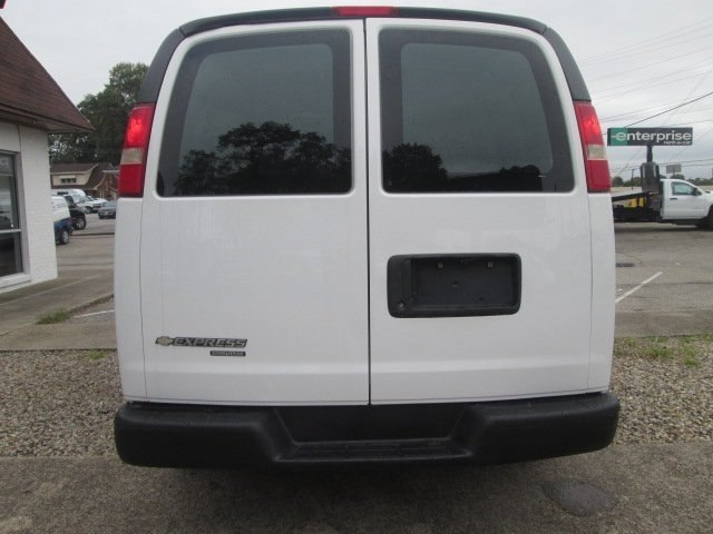 2014 Express 1500 4x2,  Empty Cargo Van #10727T - photo 5
