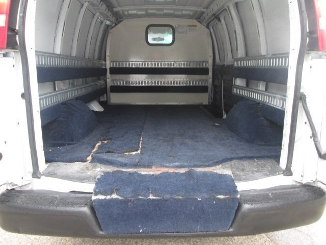 2014 Express 1500 4x2,  Empty Cargo Van #10727T - photo 10