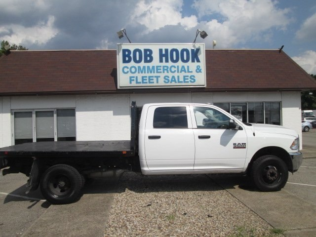 2016 Ram 3500 Crew Cab DRW 4x4,  Knapheide Platform Body #10731T - photo 3