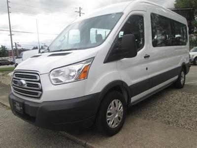 2017 Transit 350 Med Roof 4x2,  Passenger Wagon #10743T - photo 6