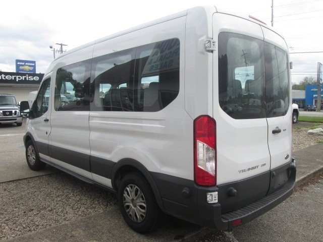 2017 Transit 350 Med Roof 4x2,  Passenger Wagon #10744T - photo 6