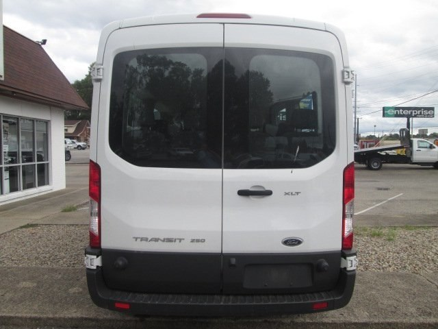 2017 Transit 350 Med Roof 4x2,  Passenger Wagon #10744T - photo 7
