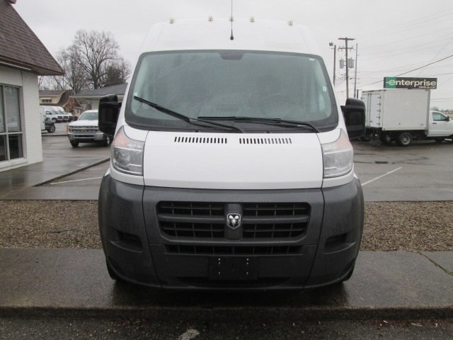 2017 ProMaster 2500 High Roof FWD,  Empty Cargo Van #10765T - photo 4