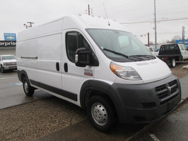 2017 ProMaster 2500 High Roof FWD,  Empty Cargo Van #10765T - photo 5