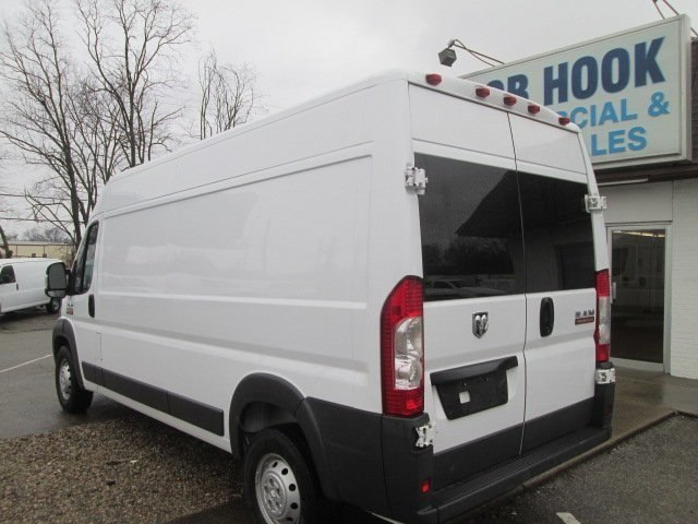 2017 ProMaster 2500 High Roof FWD,  Empty Cargo Van #10765T - photo 2