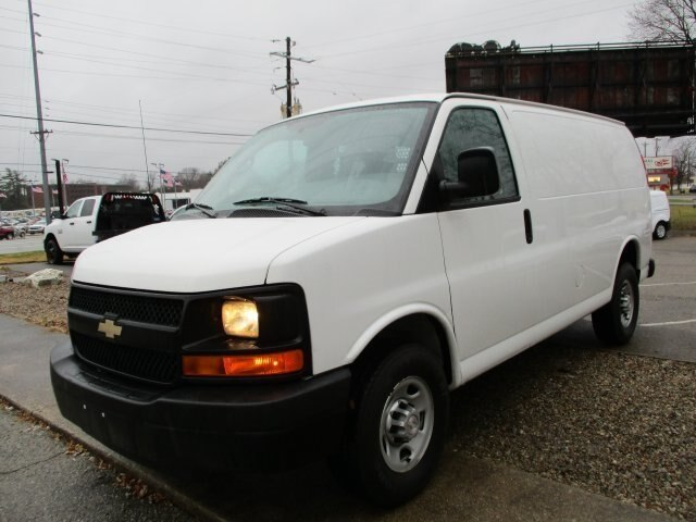 2015 Express 2500 4x2,  Empty Cargo Van #10773T - photo 5