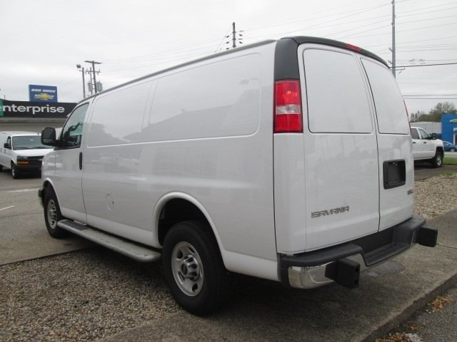 2017 Savana 2500,  Empty Cargo Van #10775T - photo 8