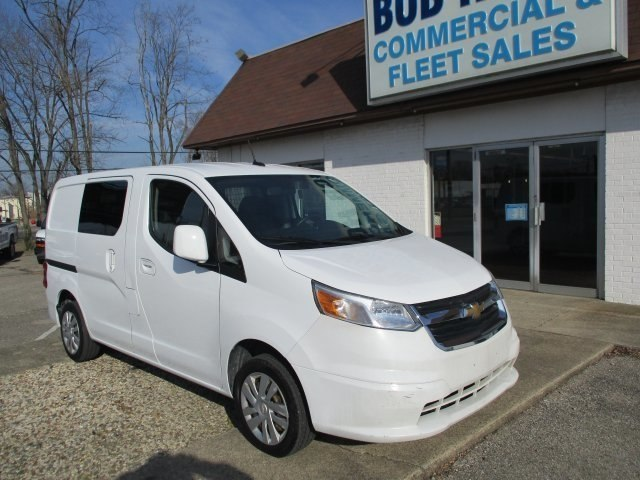 2606d09f5e Used 2015 Chevrolet City Express Empty Cargo Van for sale in ...