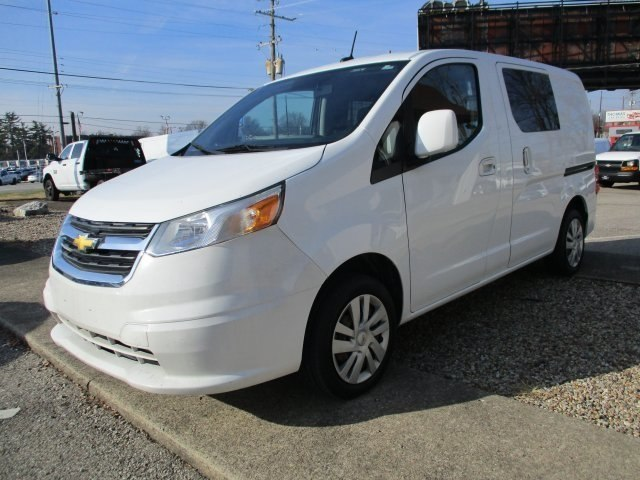 2015 City Express,  Empty Cargo Van #10781T - photo 5
