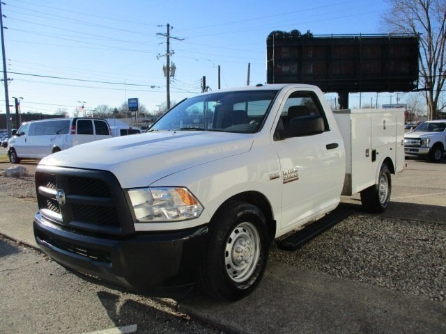 2013 Ram 2500 Regular Cab 4x2,  Service Body #10786T - photo 4