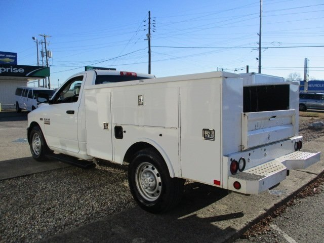 2013 Ram 2500 Regular Cab 4x2,  Service Body #10786T - photo 5