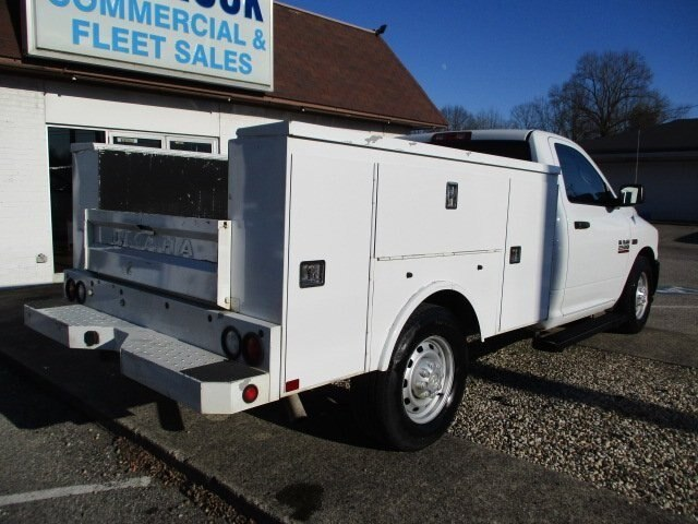 2013 Ram 2500 Regular Cab 4x2,  Service Body #10786T - photo 2