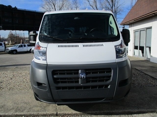 2017 ProMaster 1500 Low Roof FWD,  Empty Cargo Van #10790T - photo 4