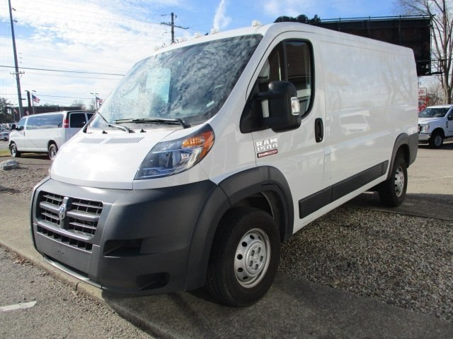 2017 ProMaster 1500 Low Roof FWD,  Empty Cargo Van #10790T - photo 5