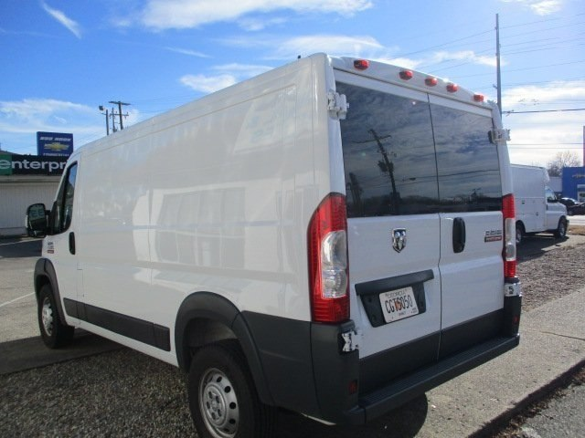 2017 ProMaster 1500 Low Roof FWD,  Empty Cargo Van #10790T - photo 7
