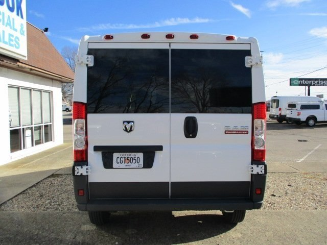 2017 ProMaster 1500 Low Roof FWD,  Empty Cargo Van #10790T - photo 8