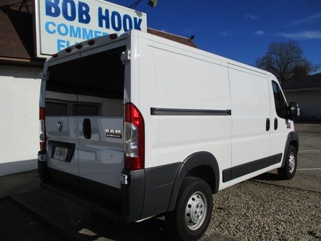 2017 ProMaster 1500 Low Roof FWD,  Empty Cargo Van #10790T - photo 3
