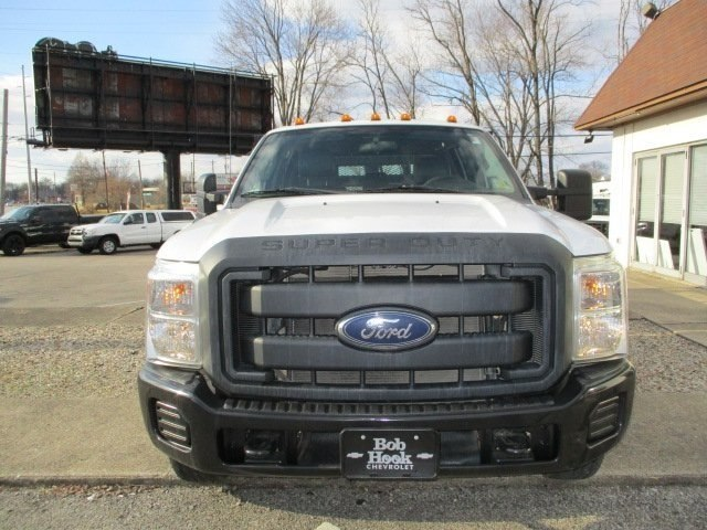 2014 F-350 Crew Cab DRW 4x2,  Stake Bed #10793T - photo 3
