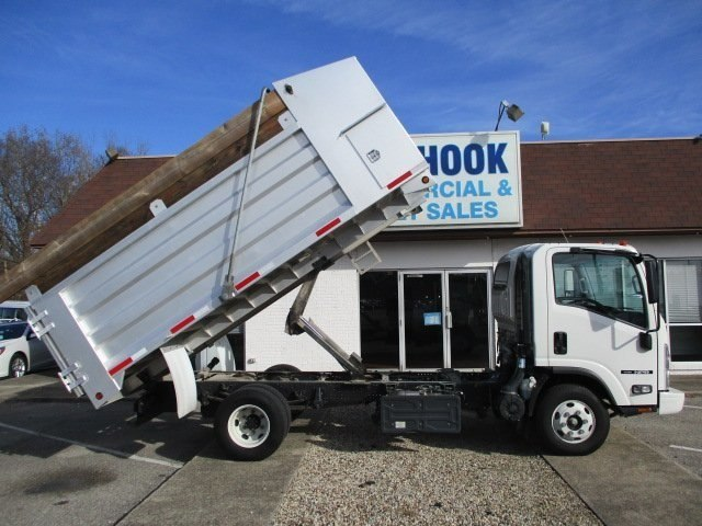 2016 NPR Regular Cab 4x2,  Landscape Dump #10796T - photo 3