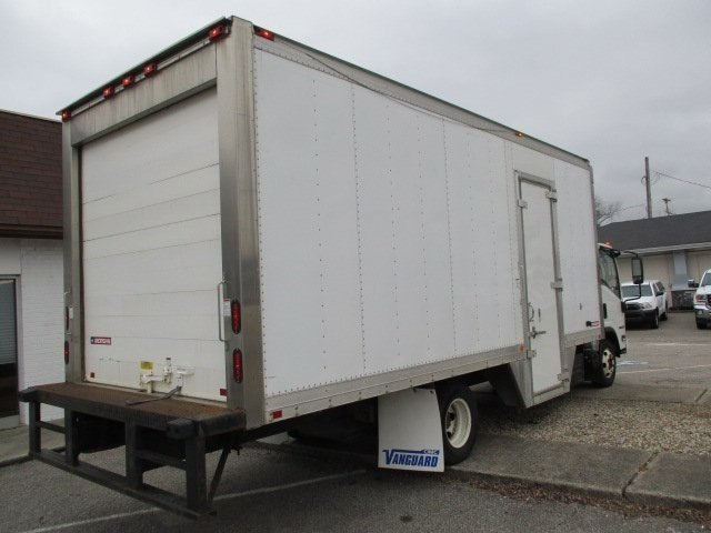 2014 NPR-HD Regular Cab 4x2,  Dry Freight #10798T - photo 2