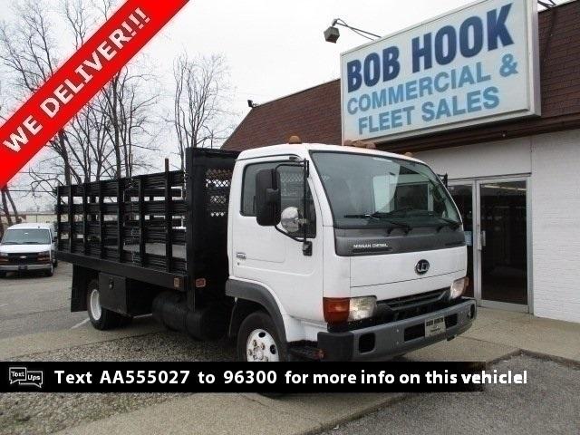 2010 UD Truck 4x2, Knapheide Stake Bed #10900TA - photo 1