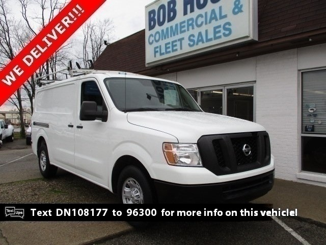 2013 Nissan NV HD Standard Roof 4x2, Upfitted Cargo Van #11090T - photo 1