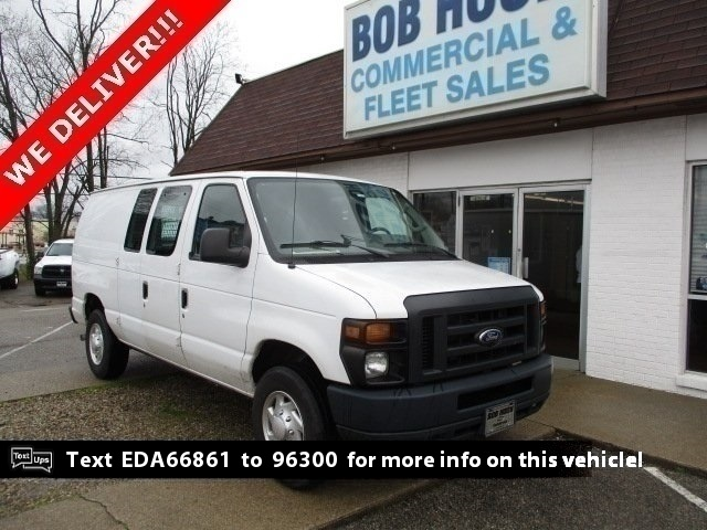 2014 Ford E-250 4x2, Upfitted Cargo Van #11107T - photo 1