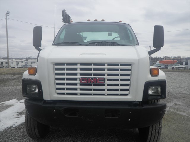 2003 C7500 Crew Cab 4x2,  Mechanics Body #11111 - photo 6