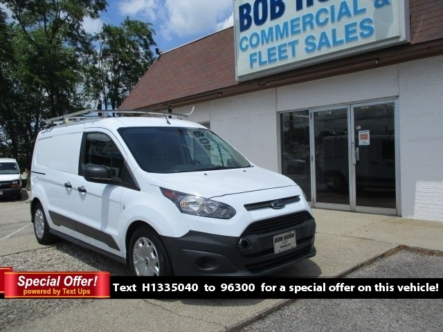2017 Ford Transit Connect 4x2, Upfitted Cargo Van #11193T - photo 1
