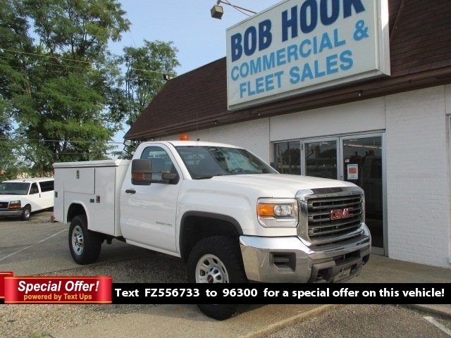 2015 GMC Sierra 2500 Regular Cab 4x2, Service Body #11248T - photo 1