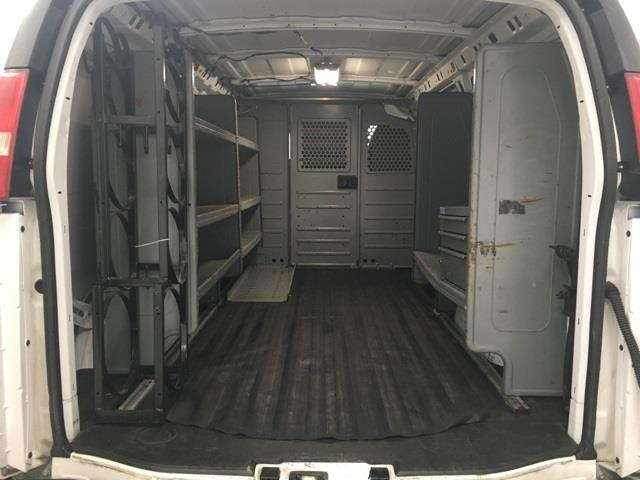 2015 Chevrolet Express 2500 4x2, Upfitted Cargo Van #11317T - photo 1