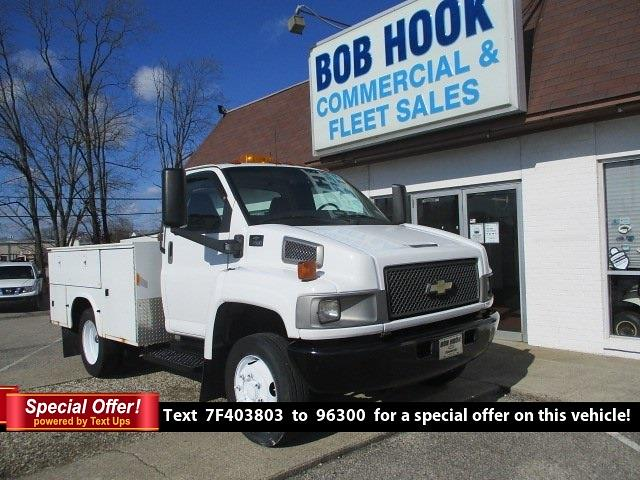 2007 Chevrolet C4500 4x2, Service Body #11326T - photo 1