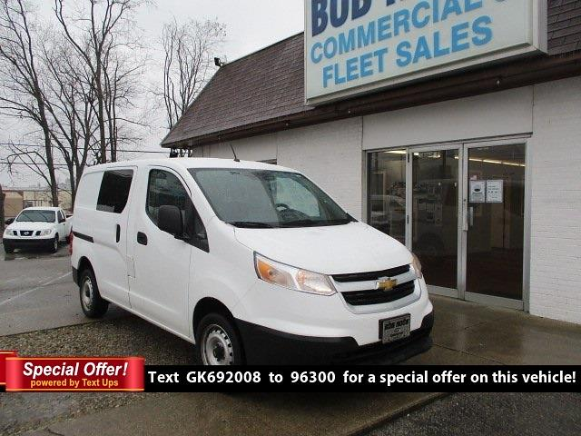 2016 Chevrolet City Express 4x2, Empty Cargo Van #11350T - photo 1