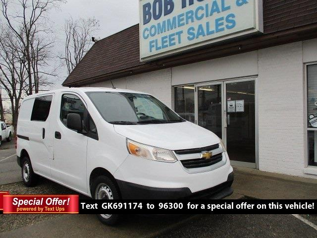 2016 Chevrolet City Express 4x2, Empty Cargo Van #11368T - photo 1