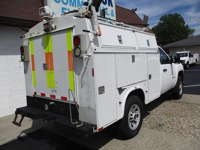 2014 Chevrolet Silverado 3500 Regular Cab 4x2, Service Utility Van #11422T - photo 1